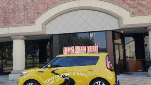Tony Driving School, Houston