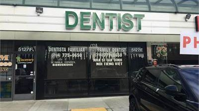 Dental Office for sale
