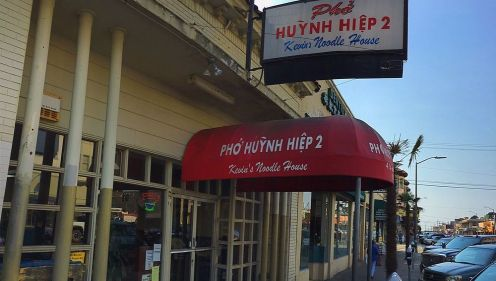 Pho Huynh Hiep 2 - Kevin's Noodle House