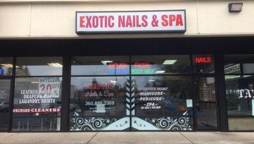 Exotic Nails & Spa