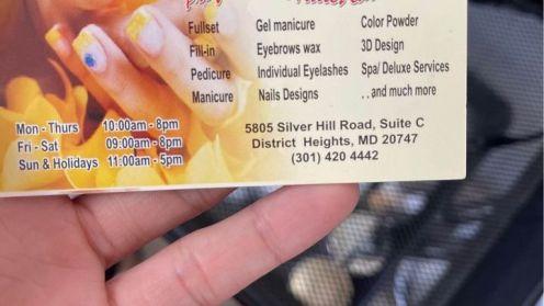Cần tìm thợ nail
