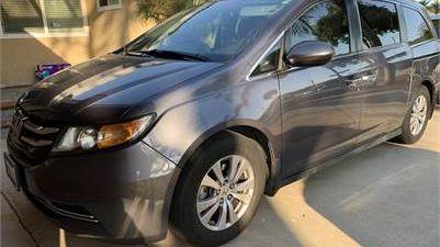Honda Odyssey EX, 2016
