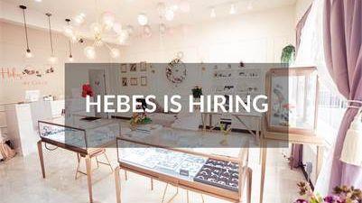Hebes by Chloe cần tuyển