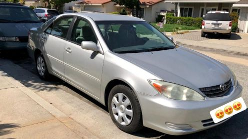 Toyota Camry LE, 2004