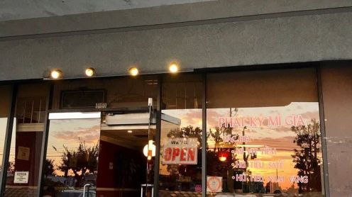 Phát Ký Mì Gia Restaurant