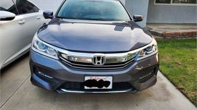 HONDA Accord EXL, 2017