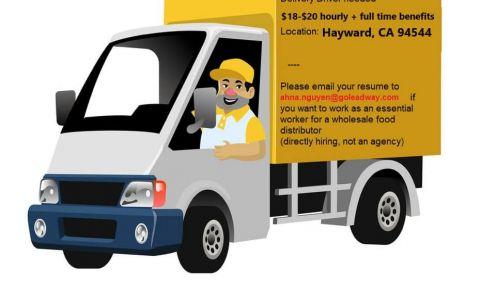 Hãng cần tuyển box truck driver