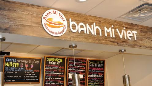 Bánh Mì Việt cần cashier